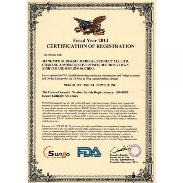N95-Product-Certification