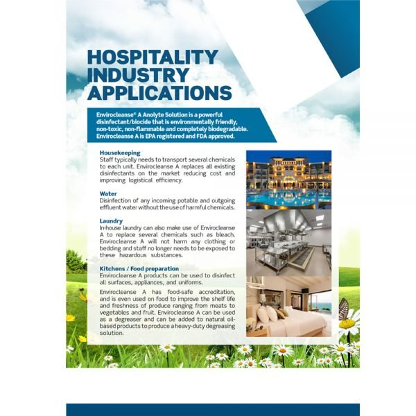Disinfectant-Hospitality-Aplplications