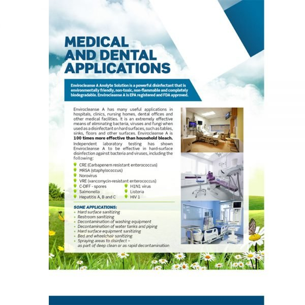 Disinfectant-Medical-Aplplications